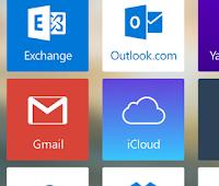 Iniciar sesion en Gmail desde Outlook Mobile