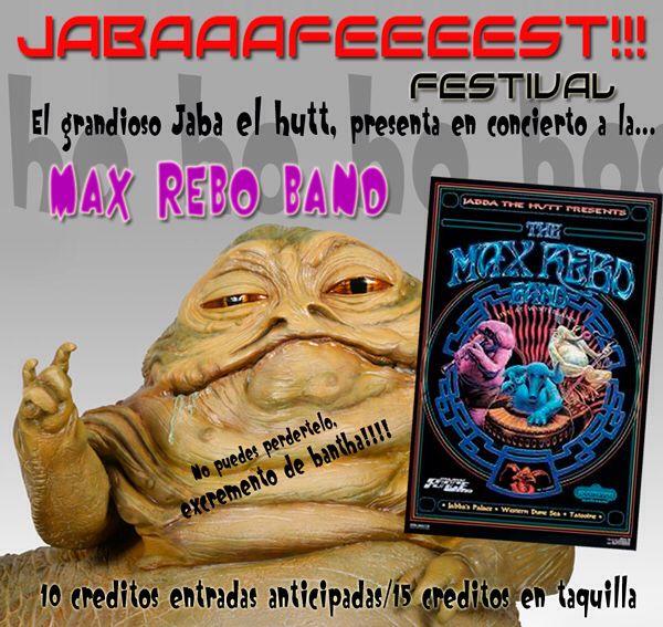 Habeis estado en el Jabba Fest? una pasada
