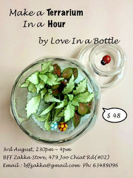 03AUG Love In a Bottle
