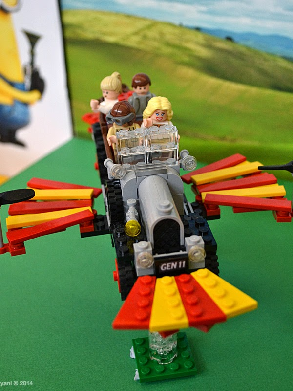 bricktopia - oh you pretty chitty bang bang chitty chitty bang bang we love you
