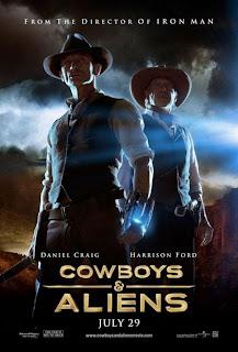 Vaqueros Y Aliens/Cowboys & Aliens (2011) Online