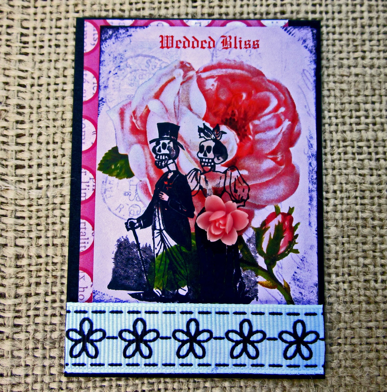 Wedded: Wendylynn's Paper Whims: Wedded Bliss ATC