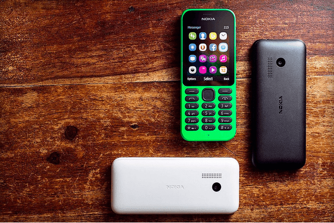 مايكروسوفت تقدم أرخص هاتف في طرازات نوكيا