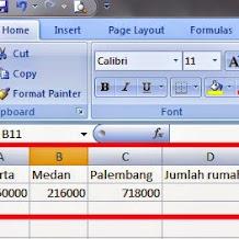 Rumus Excel Lengkap Dan Cara Penggunaan
