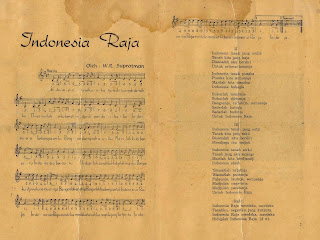 Perubahan Lagu Indonesia Raya