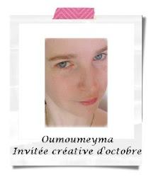 Invitée créative d'octobre