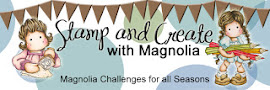 New Magnolia challenge blog