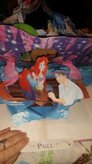 Disney Princess: A Magical Pop-Up World sample 2