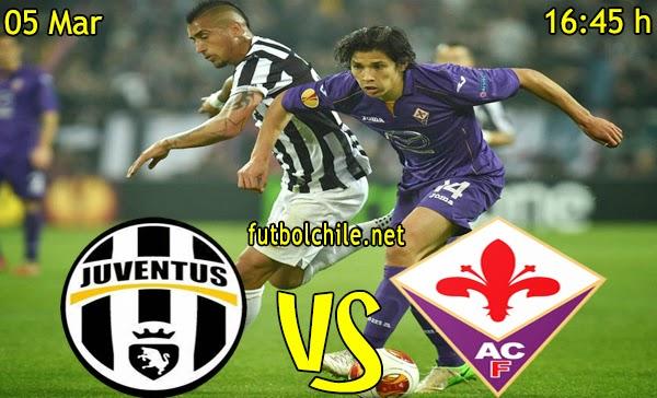 Juventus vs Fiorentina - Copa Italia| - 16:45 h - 05/03/2015