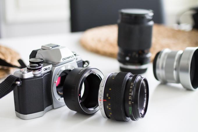 vintage makro-objektiivi, 50mm f/3.5