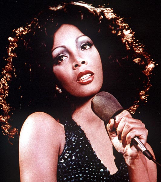 Donna Summer in the 1970s