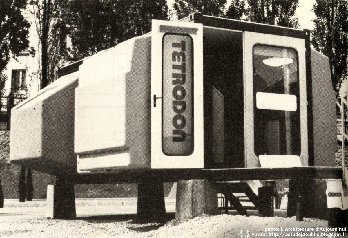 l ge cap ferret tetrodon habitat modulaire a u a. Black Bedroom Furniture Sets. Home Design Ideas