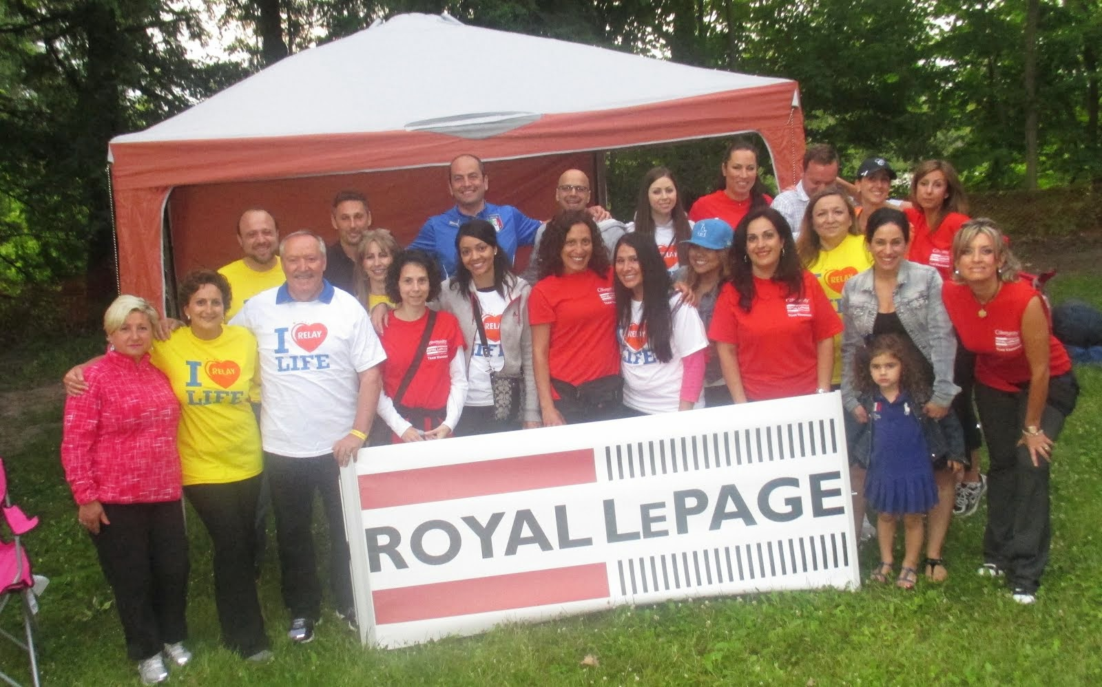 Relay For Life - Team Vaughan
