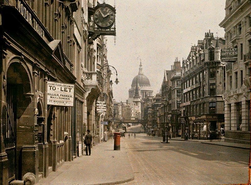 Londres a los 60