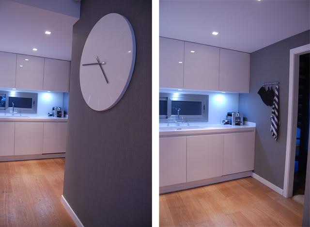 Reforma Baño Granollers:Para poder cambiar el aspecto de nuestra cocina, paredes pintadas