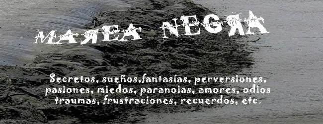 Marea Negra: diario personal