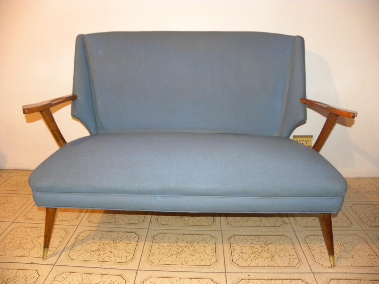 Deco retro vintage juego de sillones americanos - Sillones vintage retro ...