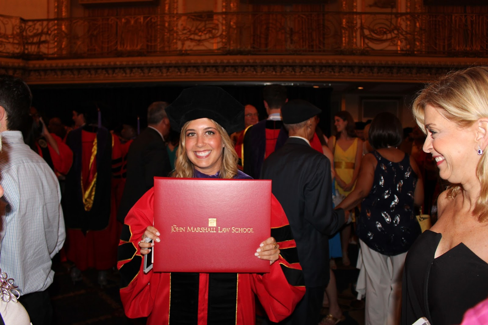 Pleasantly Petite   Fashion & Lifestyle Blog: My Law School Graduation