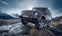 Mercedes Benz G Class ile Daha Fazla Güç