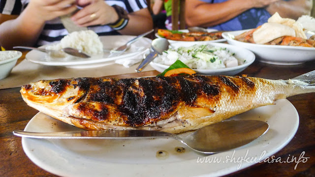 "MATUTINA""S SEAFOOD AND RESTAURANT"