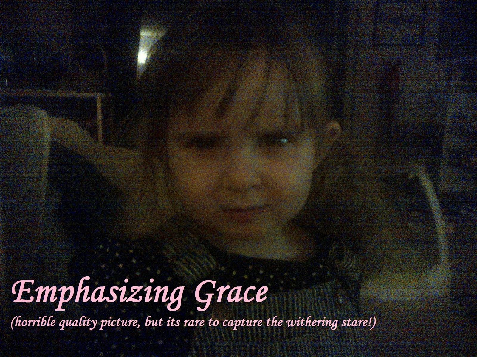 Emphasizing Grace at Study-at-Home Mama