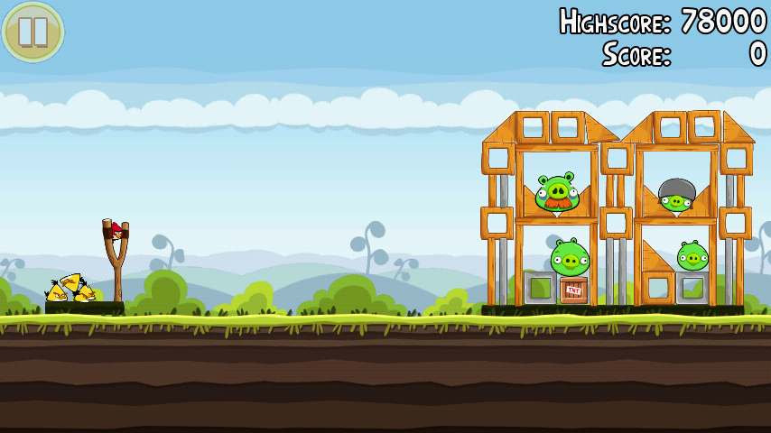 Angry Birds 4-13 Mighty Hoax