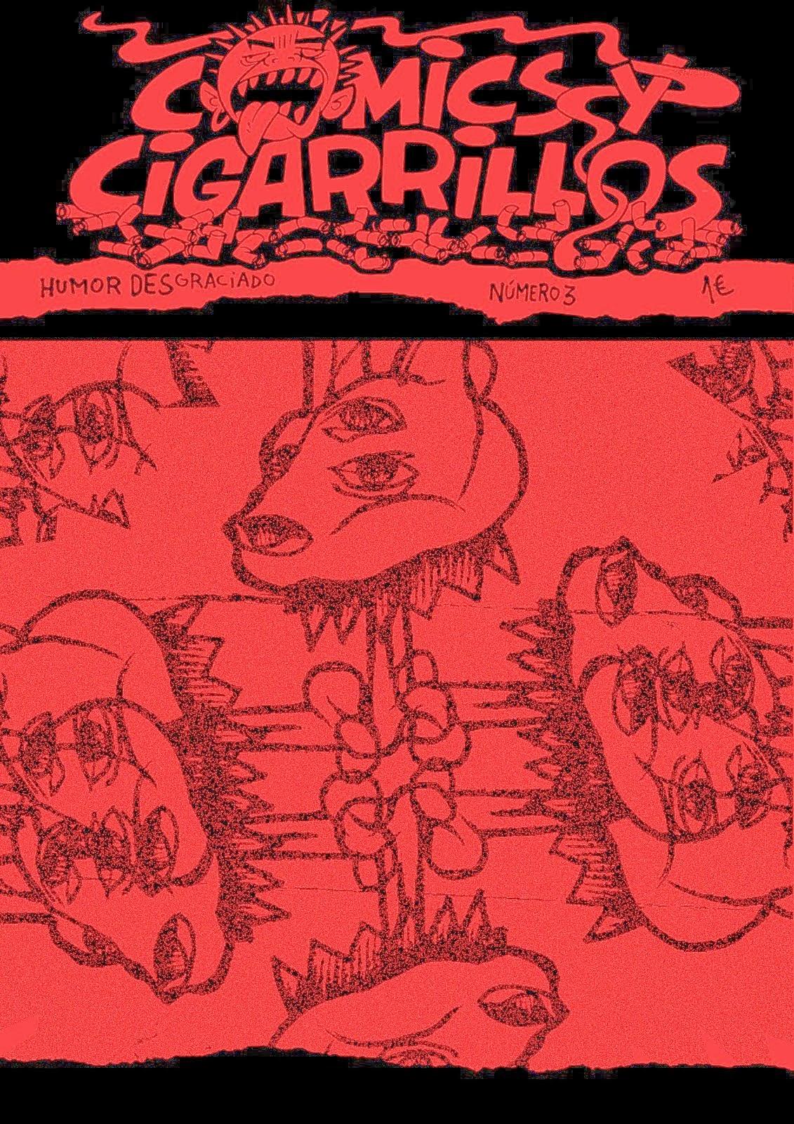 COMICS Y CIGARRILLOS #3