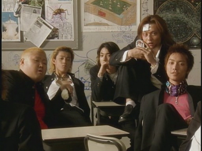 cute-awesome: Drama Gokusen 1 (Streaming link)