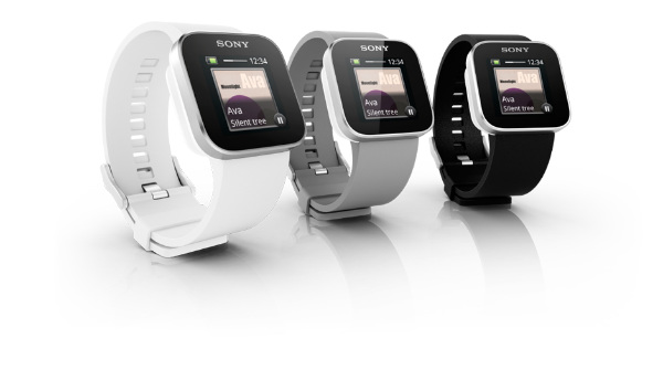 Sony Smart Watch keep you discreetly updated and your ...