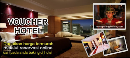 Hotel Voucher Pelangi Holiday Travel Services.
