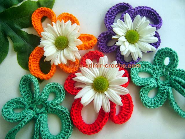dvd flores em croche cinco volumes video-aulas com edinir-croche blog loja frete gratis