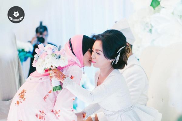 (Gambar) Sekitar Perkahwinan Nad Zainal Dan Muhammad Faliq