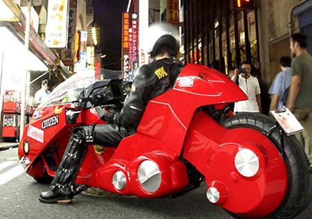 foto modifikasi motor paling gila dirombak total