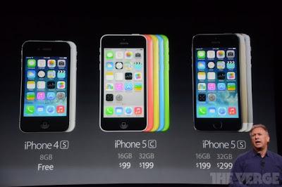 مواصفات وسعر ايفون 5 اس الجديد Iphone 5S Specifications