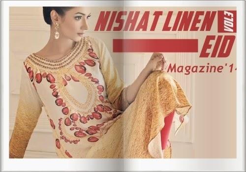 Nishat Eid Magazine 2014