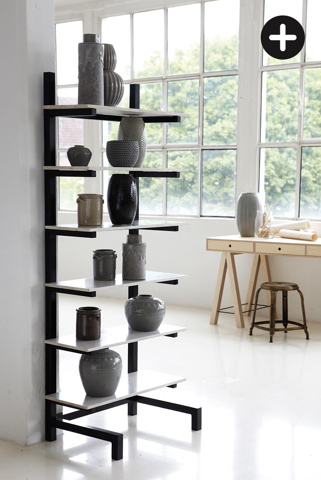 Interior vitamins by House Doctor: EASY shelf rack