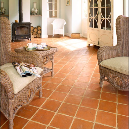 country style flooring home appliance
