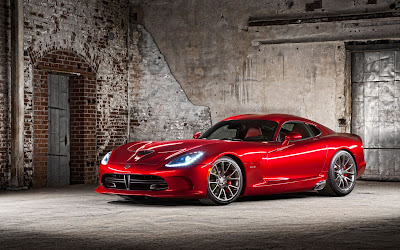 2013 dodge srt viper large