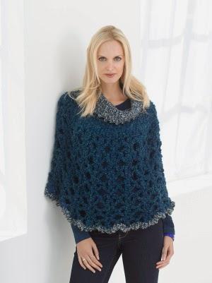 Mne Crafts Crochet Poncho Round Up 10 Free Patterns