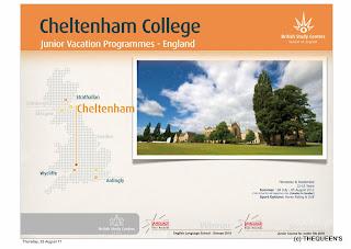 短期留学 ジュニア イギリス Cheltenham College
