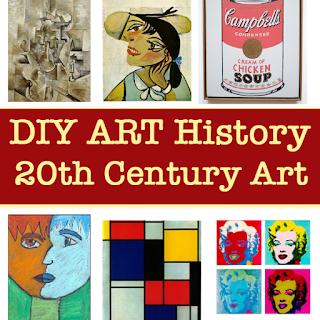 DIY Art History: 20th Century Art (Lesson Plan)