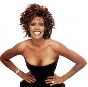 Whitney Houston (*1963-+2012)