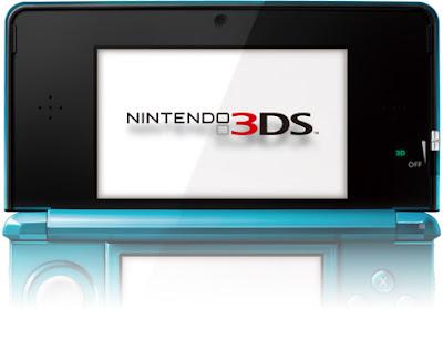 Pantalla superior de Nintendo 3DS Gratis