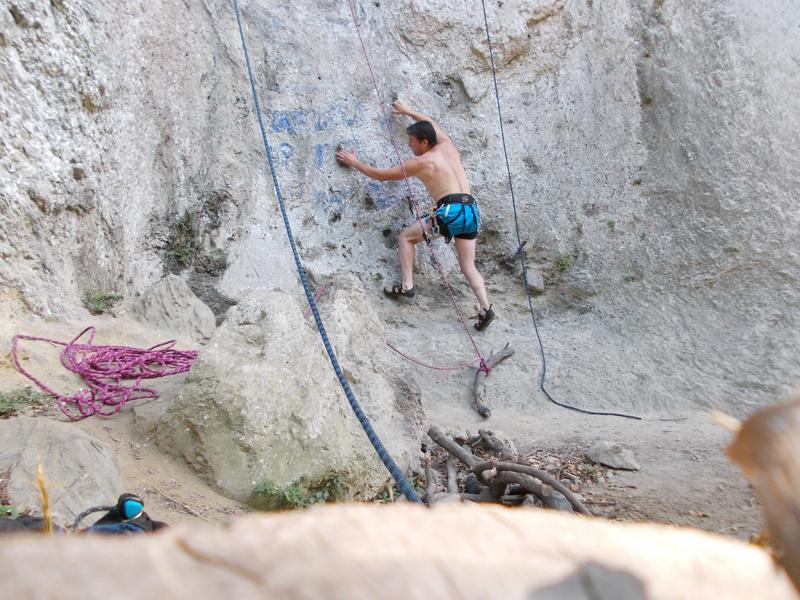 Alpinline arrampicare a candalla for Cerco roba usata