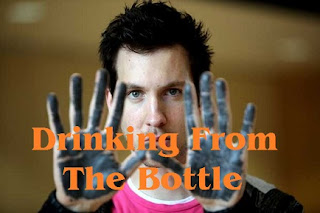 Calvin Harris - Drinking From The Bottle Lyrics
