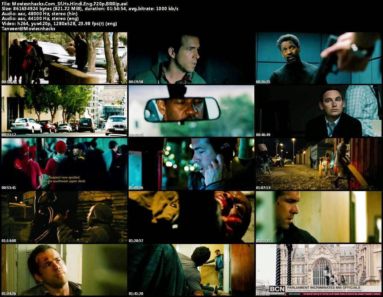 Safe House (2012) Bluray 720p
