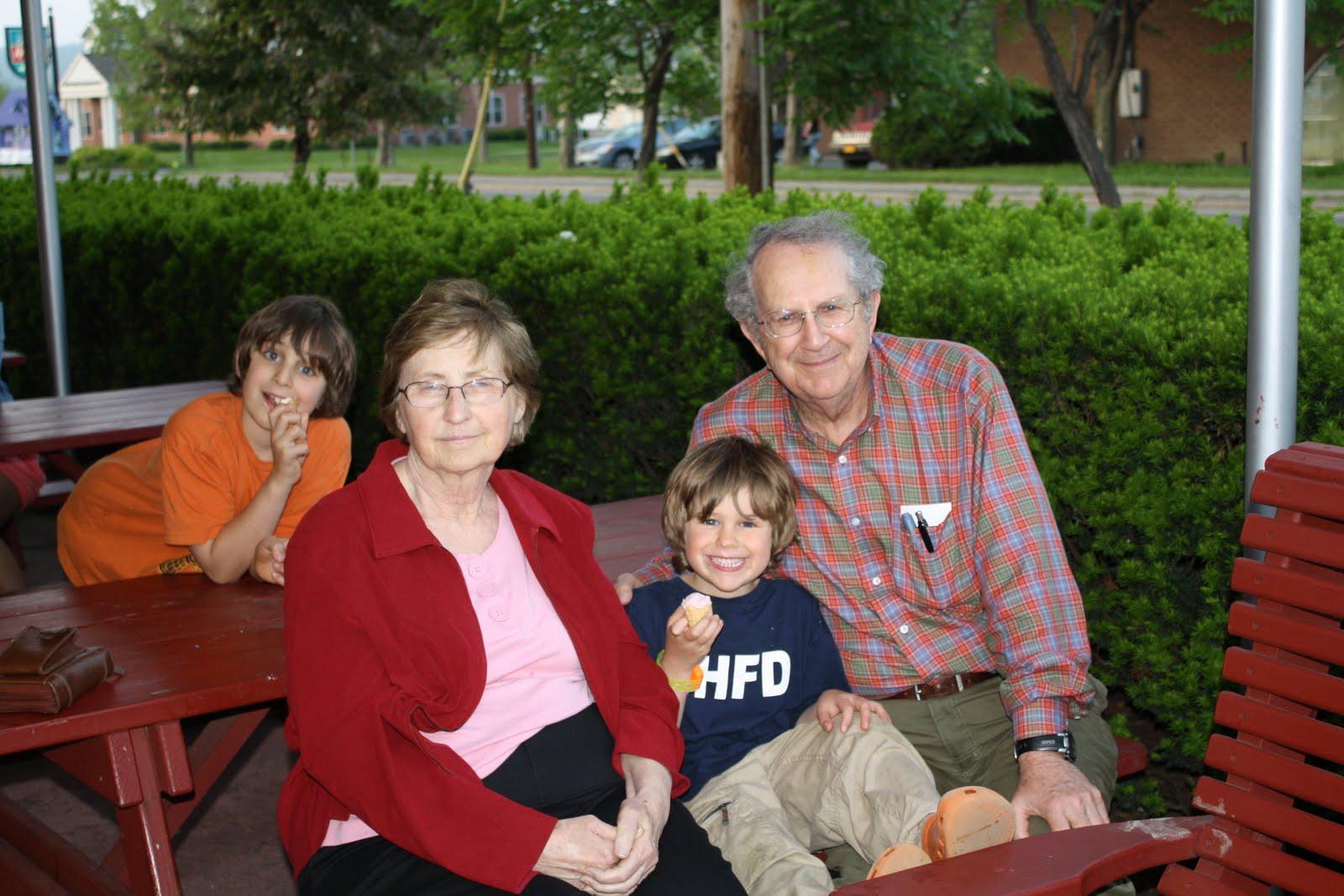 Evans Sachs Family