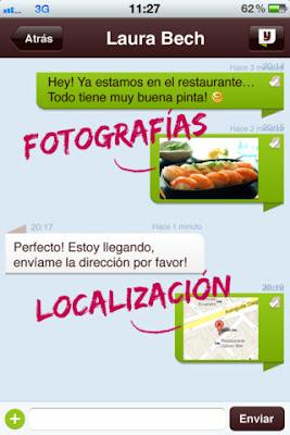 Yuilop para Android e iPhone, SMS y Llamadas gratuitas