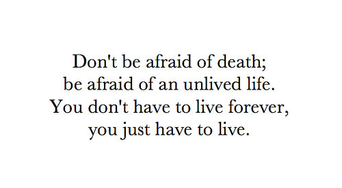Life And Death Quotes. QuotesGram
