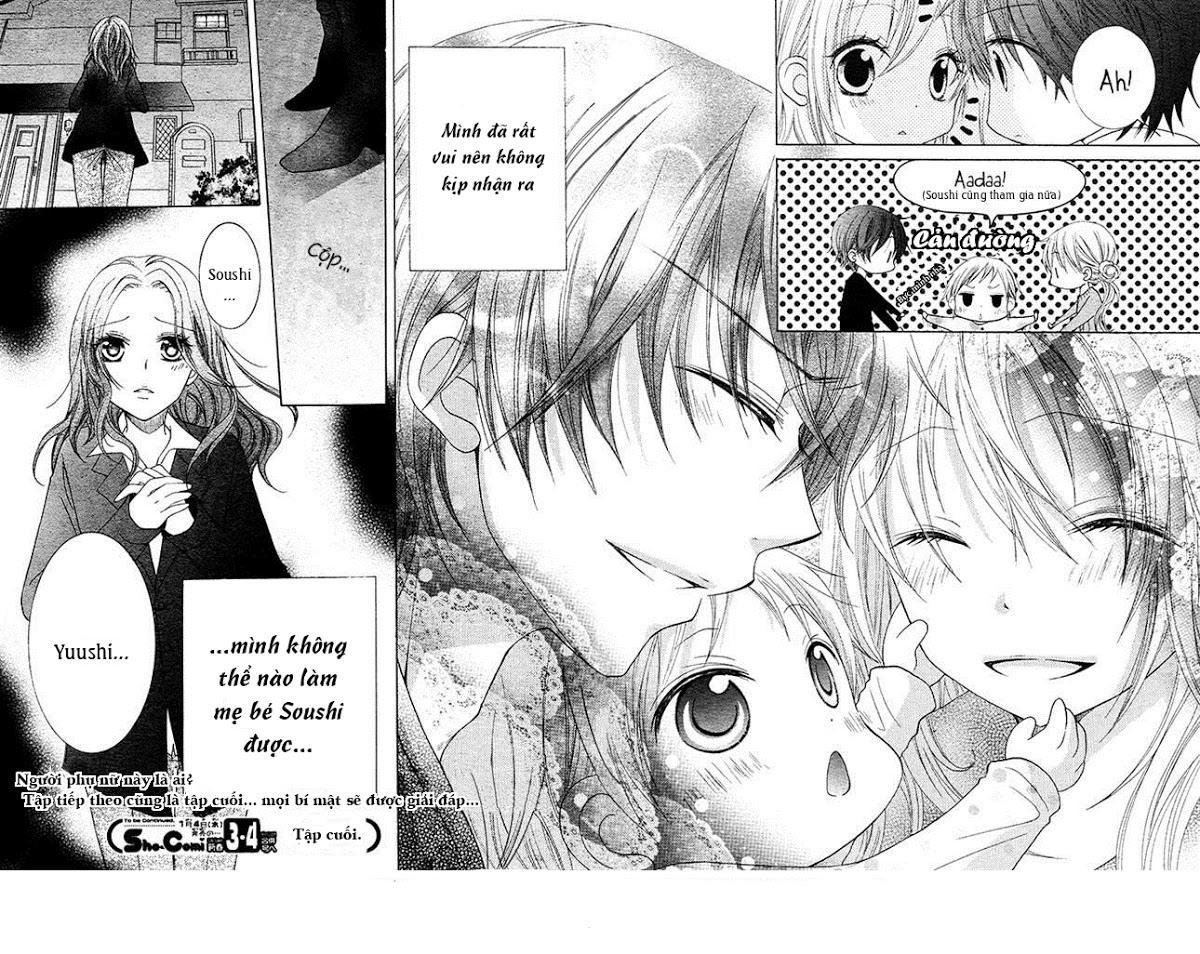 Papa to Mama Hajimemashita chap 2 - Trang 30